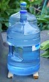 Большие бутылки воды Стоковые Изображения