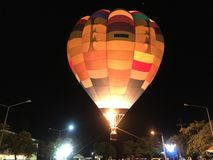 Большие воздушные шары стоковые фотографии rf