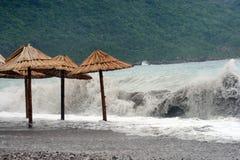 большие волны Стоковое фото RF