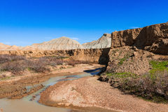 большие горы горы ландшафта каньон Стоковое фото RF