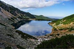 большие горы горы ландшафта Tatry Польша Стоковое Изображение RF