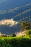 большие горы Стоковая Фотография RF