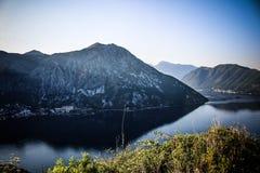 большие горы Стоковое Изображение RF