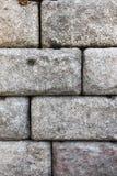 Большие каменные блоки Стоковые Фотографии RF