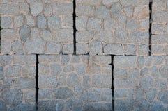 Большие каменные блоки Стоковое Фото