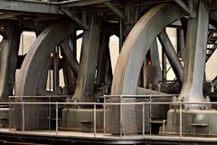 Большие колеса Стоковое Изображение RF