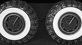 Большие колеса Стоковое Фото