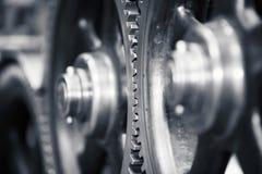 Большие колеса cog Стоковые Фотографии RF