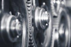 Большие колеса cog Стоковые Изображения RF