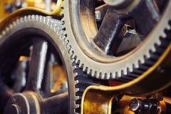 Большие колеса cog Стоковые Фото