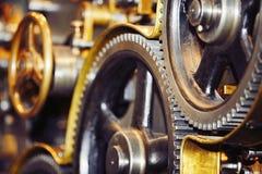 Большие колеса cog Стоковая Фотография RF