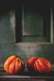 Большие красные томаты RAF Стоковые Изображения