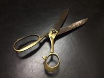 Большие ножницы металла стоковое изображение