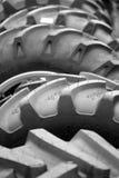 Большие покрышки для большой машины Стоковая Фотография RF