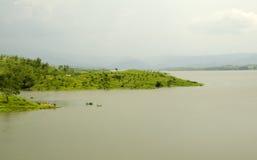 Большие резервуары Стоковые Фотографии RF