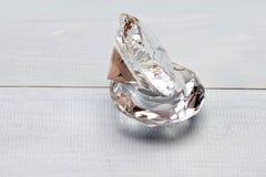 Большие сияющие диаманты Стоковое Изображение