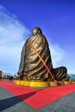 Большие статуи Будды Стоковое фото RF