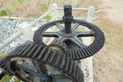 Большие шестерня и cog Стоковое фото RF
