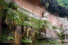 Большие buddhas стоковое фото rf