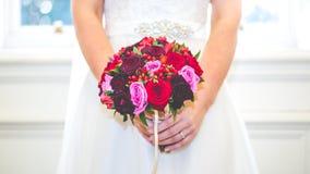 Большинств красивый bridal букет Стоковое Изображение
