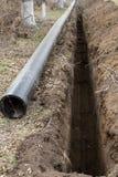 Большинств новая труба водопровода Стоковые Фото