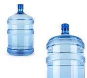 2 больших бутылки воды для поставки Стоковые Изображения RF