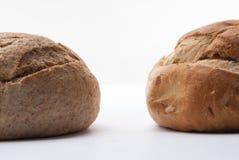 2 больших хлеба Стоковая Фотография RF