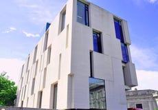 Большое административное здание Стоковые Изображения