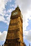 Большое Бен - башня Элизабета Стоковая Фотография RF