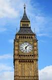 Большое Бен - башня Элизабета Стоковые Изображения RF