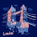 Большое Бен и дом парламента, Лондона, Великобритании Стоковое фото RF