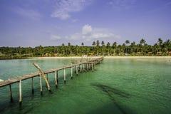 Большое лето в Koh Kood Стоковое Изображение