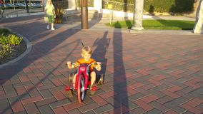 большое колесо езды Стоковая Фотография RF