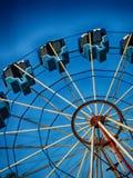 большое колесо потехи Стоковые Фото