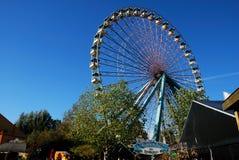 Большое колесо Стоковое Фото