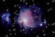 Большое межзвёздное облако Стоковое фото RF