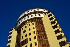 Большое офисное здание города Стоковые Фото