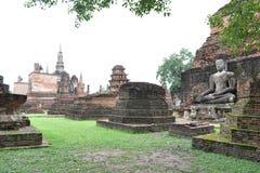 Большое сидя изображение Будды Стоковая Фотография RF