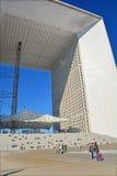 Большое Arche в обороне Ла Стоковые Фотографии RF