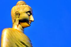 Большое Buddah на Таиланде Стоковое фото RF