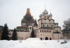 большое rostov kremlin Стоковая Фотография