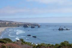 Большое Sur - Калифорния, Соединенные Штаты Стоковое фото RF