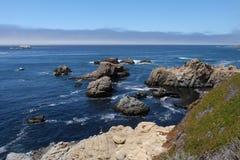 Большое Sur - Калифорния, Соединенные Штаты Стоковые Изображения