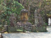 Большой Будда в городе Atami Стоковые Фото