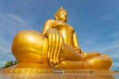 Большой Будда в Таиланде стоковые изображения
