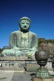 Большой Будда Камакуры Стоковое Изображение
