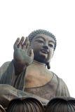 Большой Будда, на острове Lantau, Гонконг Стоковая Фотография