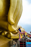 Большой Будда Таиланда Стоковая Фотография