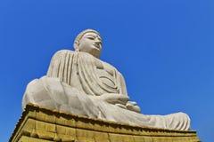 Большой Будда Bodh Gaya Индия Стоковое Фото