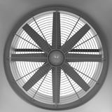 Большой вентилятор Стоковое Фото